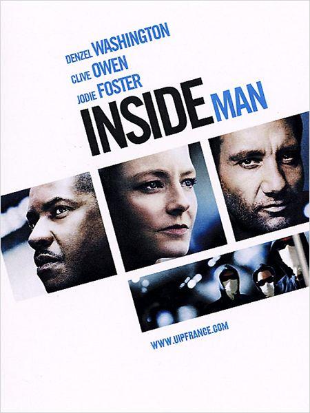 Affiche - Inside man