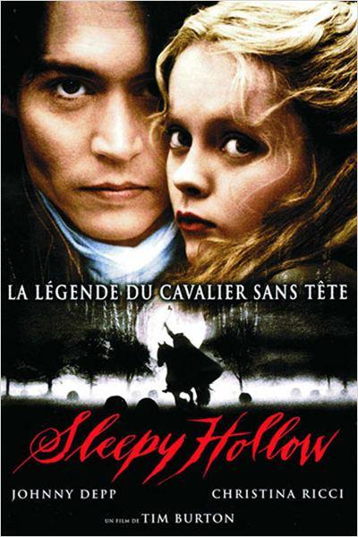 Sleepy Hollow, la légende du cavalier sans tête : Affiche