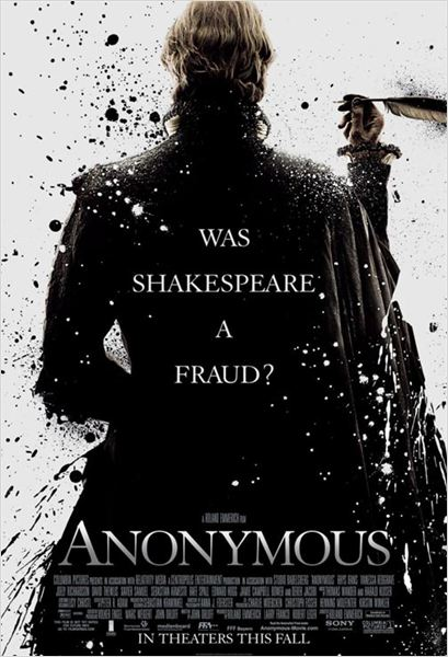 Affiche - Anonymous