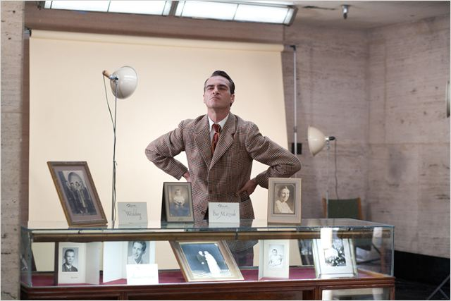 The Master : photo Joaquin Phoenix