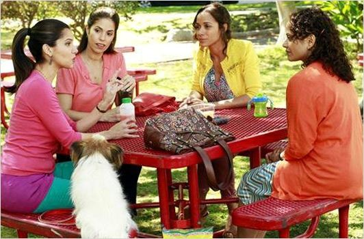 Photo Ana Ortiz, Dania Ramirez, Judy Reyes, Roselyn Sanchez