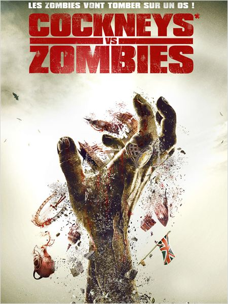 Cockneys vs. Zombies : affiche
