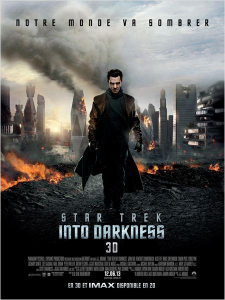 Star Trek Into Darkness : Affiche