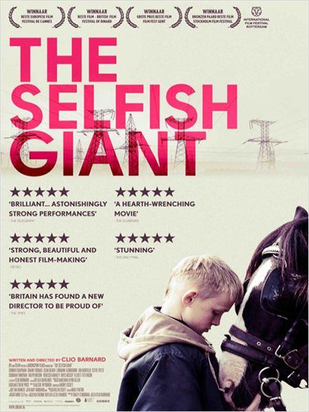 Le Géant égoïste : Affiche
