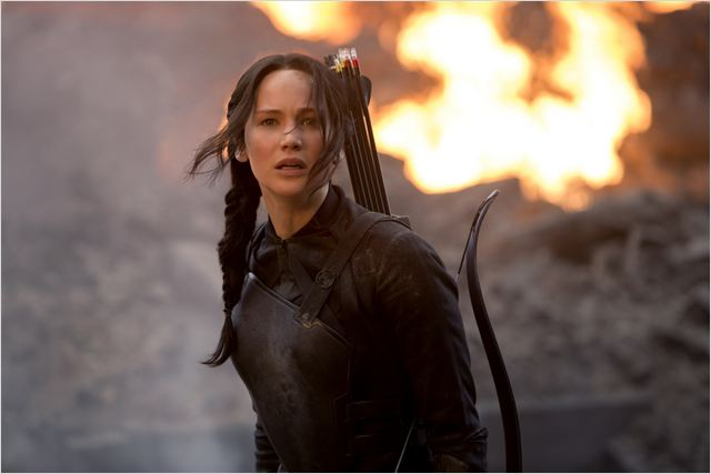 Hunger Games - La Révolte : Partie 1 : Photo Jennifer Lawrence