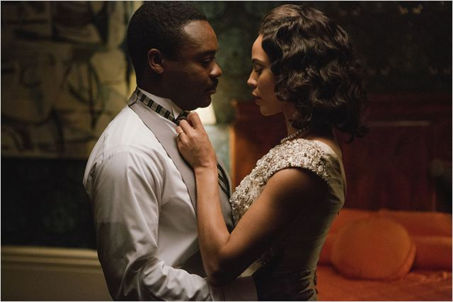 Selma : Photo Carmen Ejogo, David Oyelowo