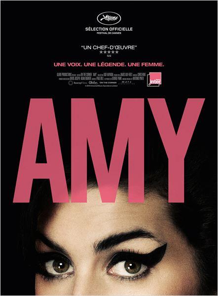 Amy : Affiche