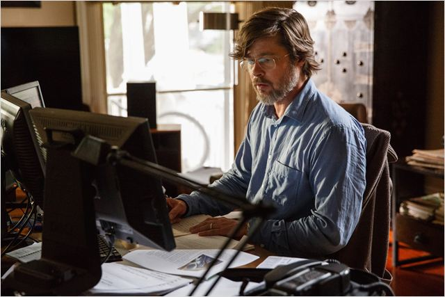 The Big Short : le Casse du siècle : Photo Brad Pitt