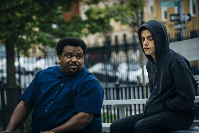 Photo Craig Robinson, Rami Malek