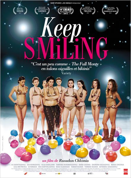 Telecharger Keep Smiling DVDRip French