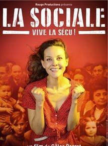 """11 Octobre projection du film """"la sociale"""" au Concorde"""