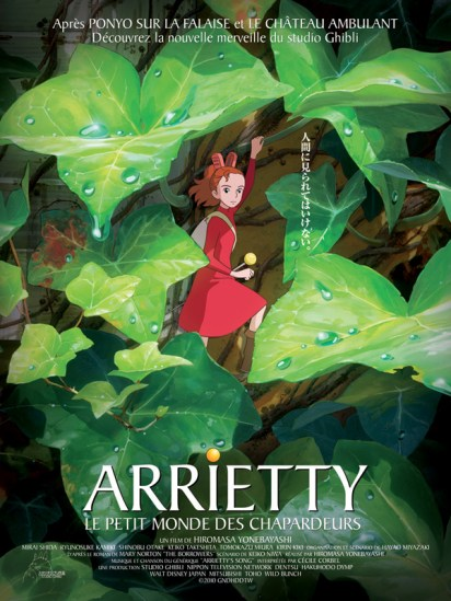 Arrietty le petit monde des chapardeurs - film 2010 - AlloCiné