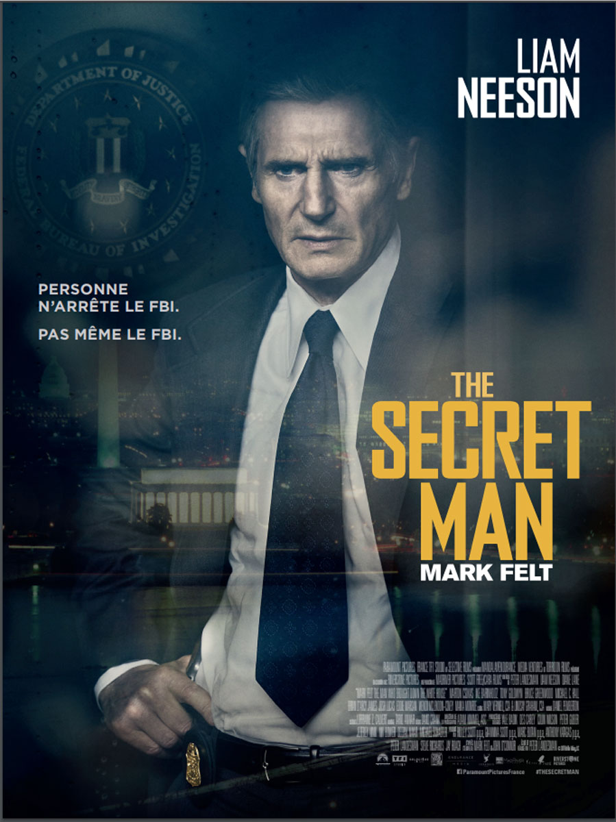 The Secret Man Mark Felt