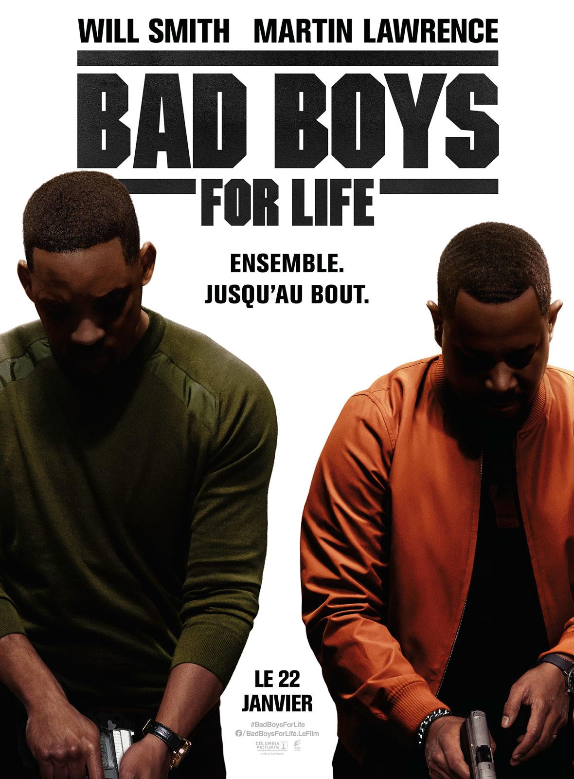 """Résultat de recherche d'images pour """"bad boys for life affiche"""""""