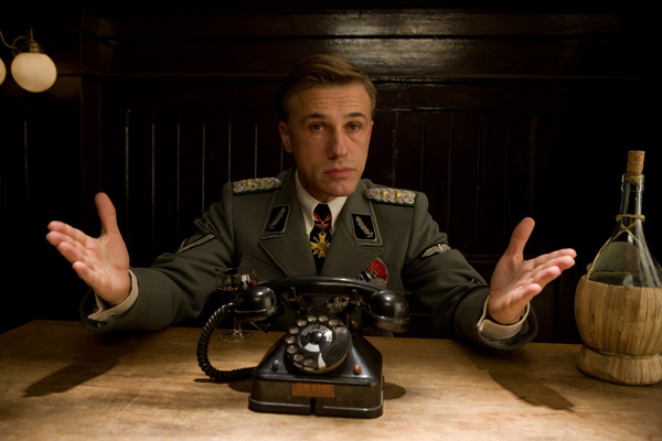 Inglourious Basterds : Photo Christoph Waltz