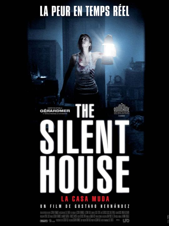 The Silent House (La Casa Muda) : affiche