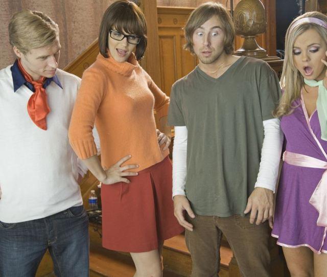 Scooby Doo A Xxx Parody Photo
