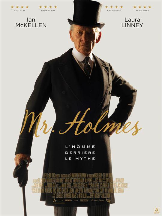 Mr. Holmes : Affiche