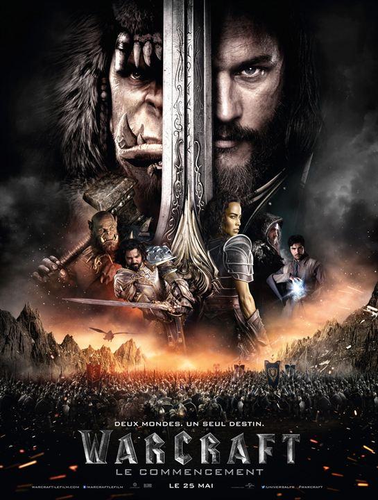 Warcraft : Le commencement : Affiche
