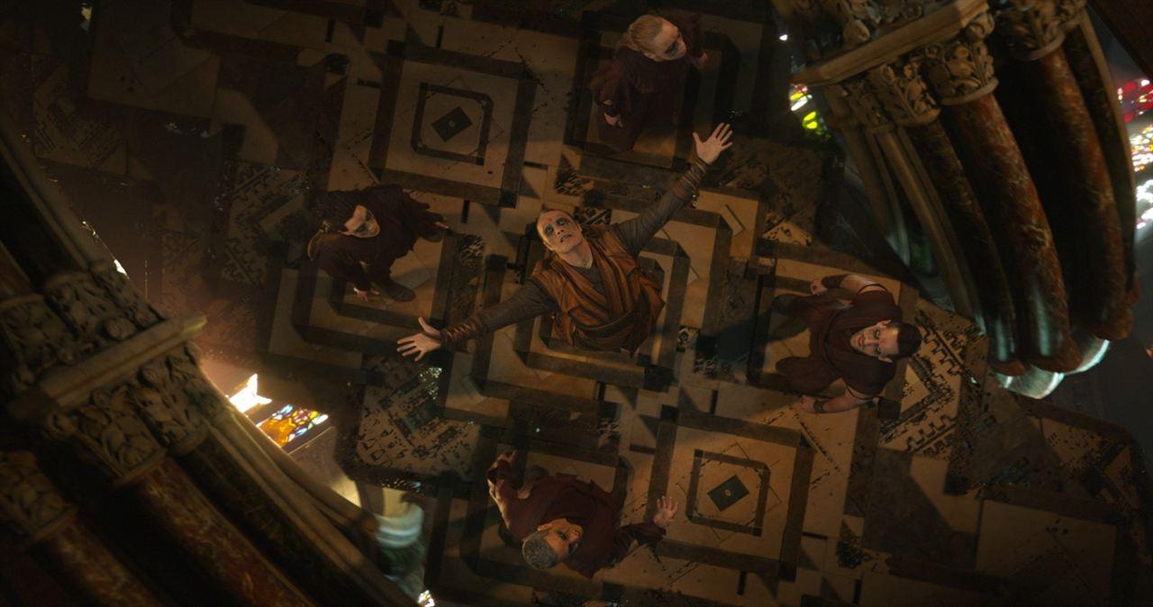 Doctor Strange : Photo Mads Mikkelsen