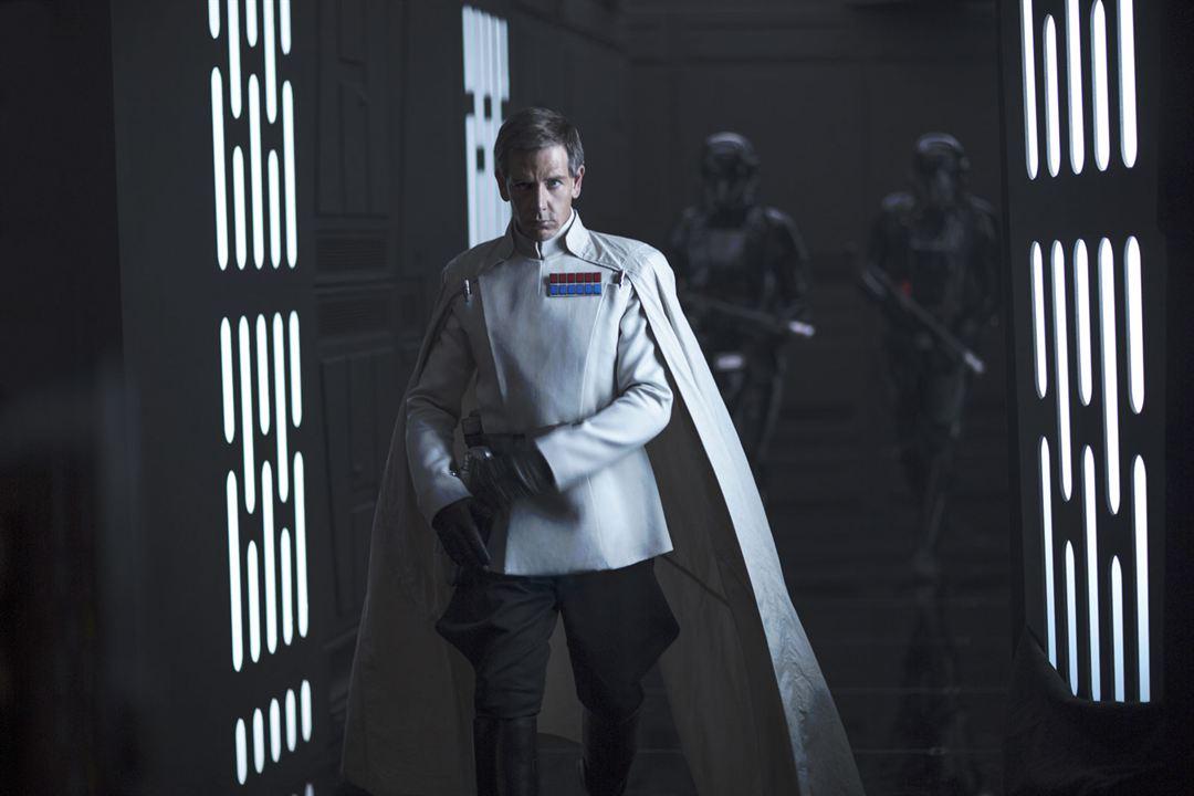 Rogue One: A Star Wars Story : Photo Ben Mendelsohn
