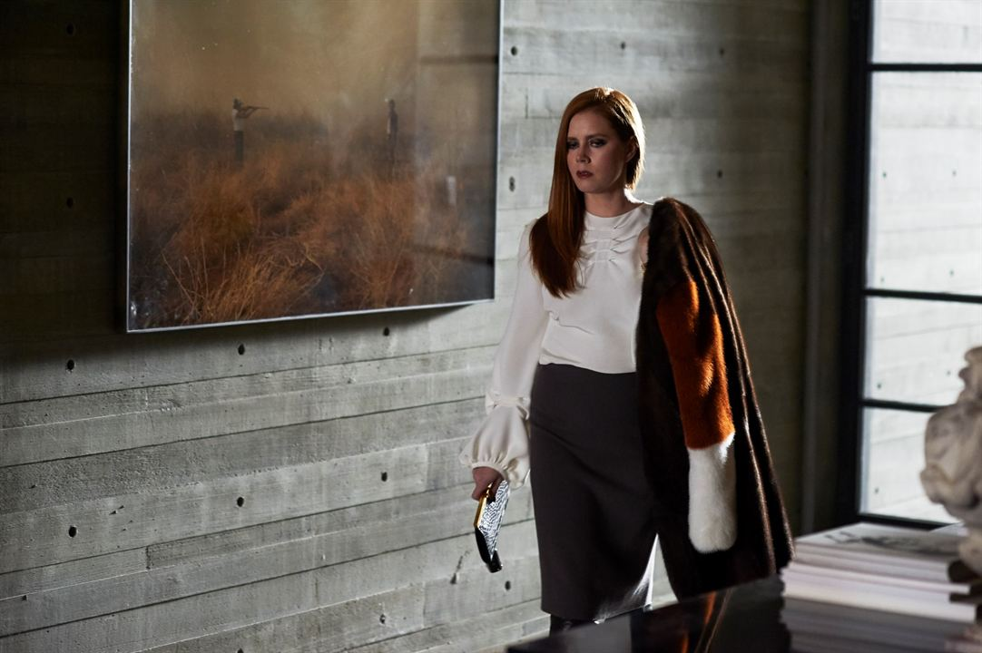 Nocturnal Animals : Photo Amy Adams