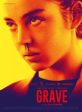 Grave : Affiche