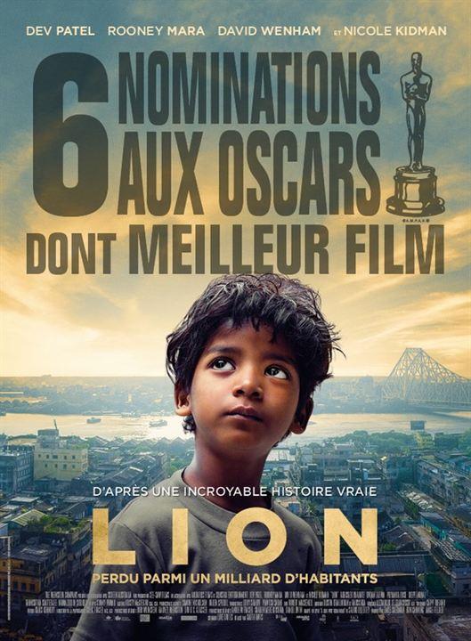 Lion : Affiche