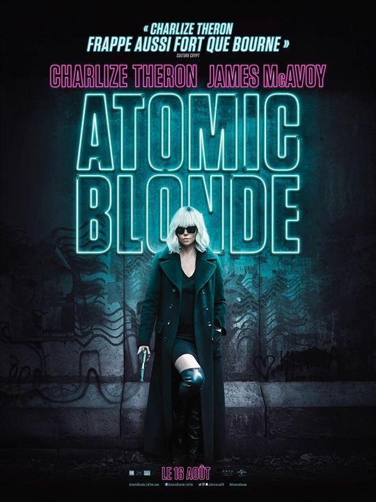Atomic Blonde : Affiche