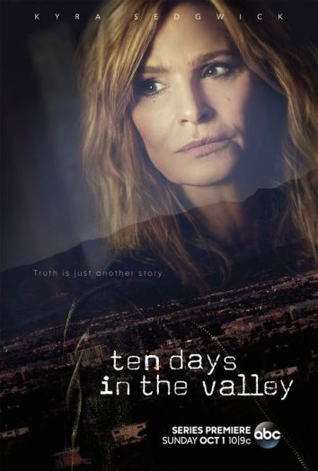 Ten Days In The Valley : Affiche