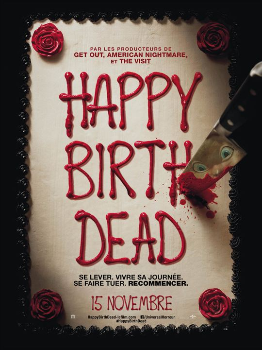 Happy Birthdead : Affiche