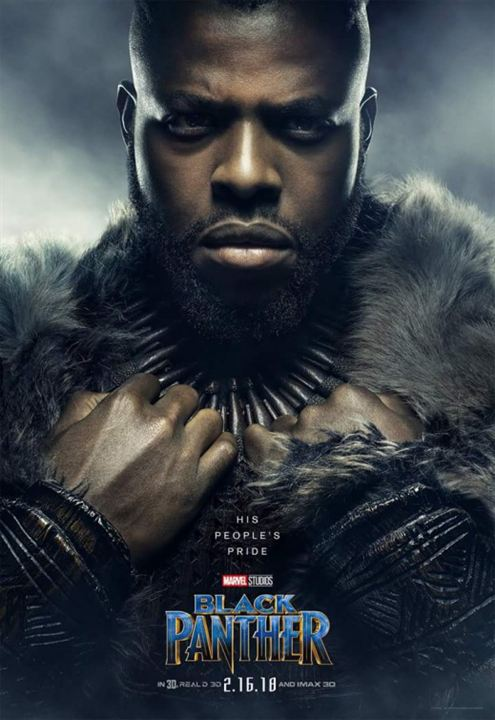 Black Panther : Affiche
