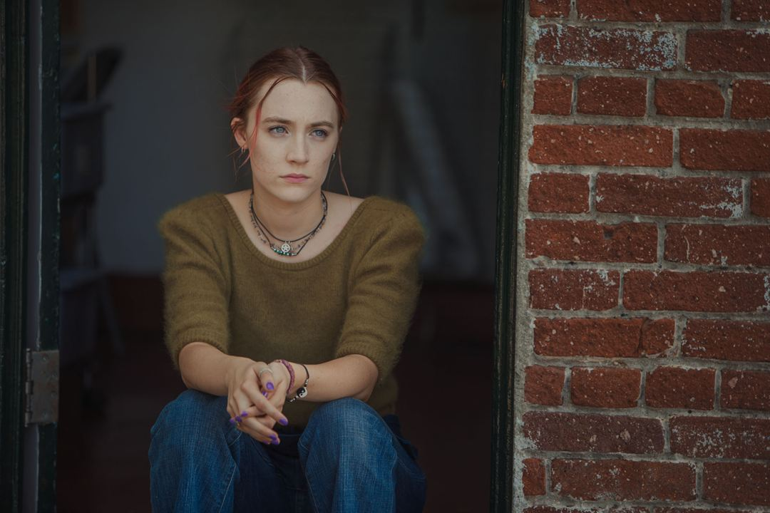 Lady Bird : Photo Saoirse Ronan