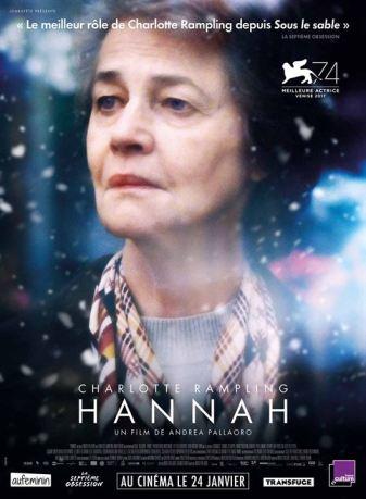 Hannah : Affiche