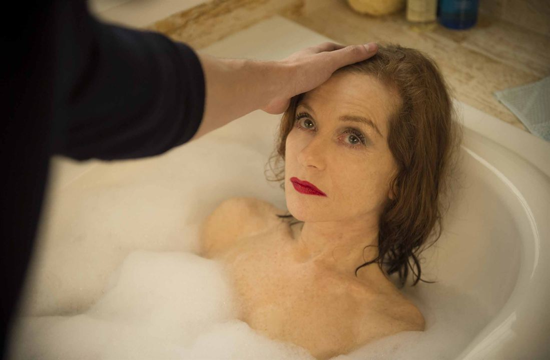 Eva : Photo Isabelle Huppert