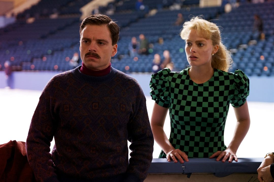 Moi, Tonya : Photo Margot Robbie, Sebastian Stan