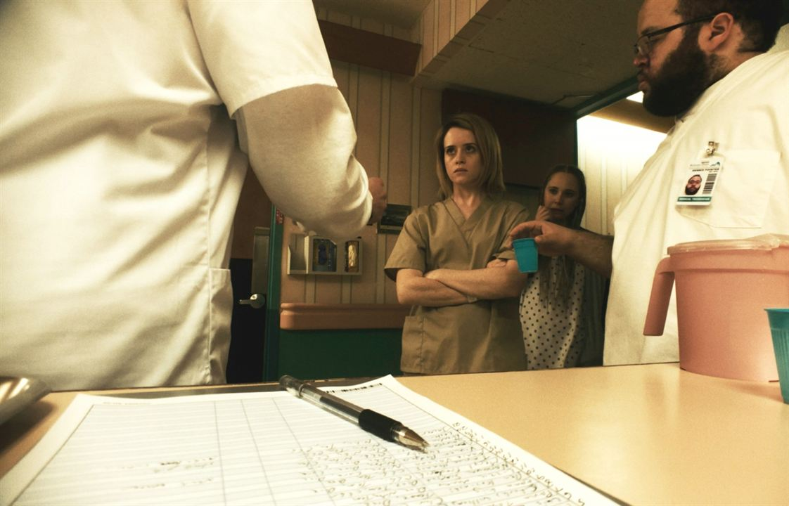 Unsane : Photo Claire Foy, Joshua Leonard