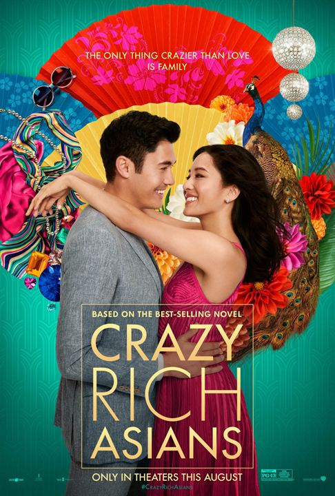 Crazy Rich Asians : Affiche
