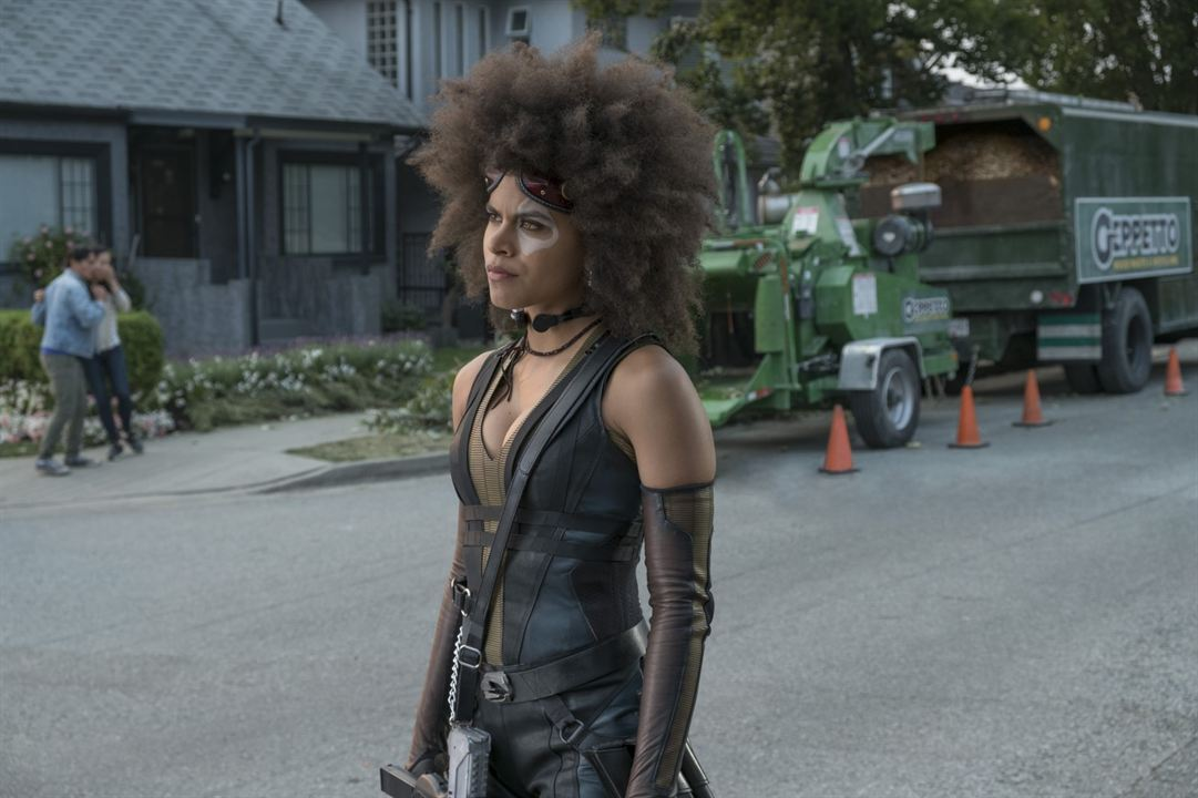 Deadpool 2 : Photo Zazie Beetz