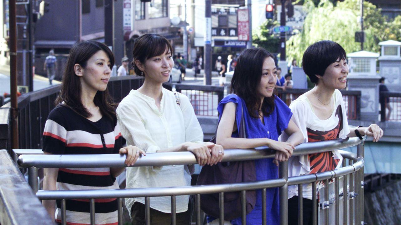 Senses 3&4 : Photo Hazuki Kikuchi, Maiko Mihara, Rira Kawamura, Sachie Tanaka