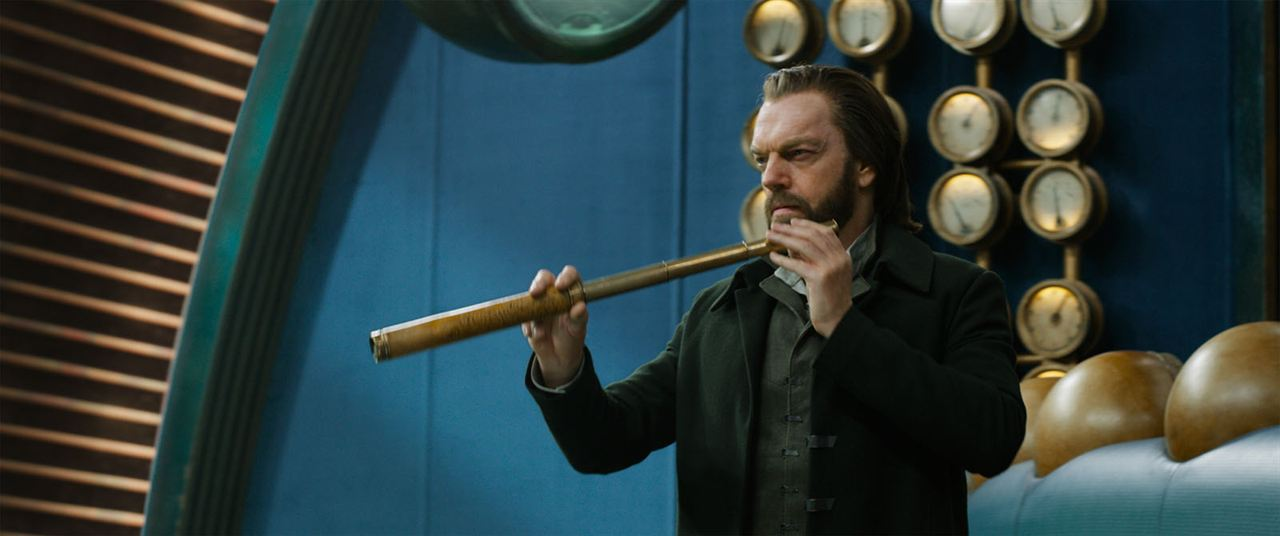 Mortal Engines : Photo Hugo Weaving
