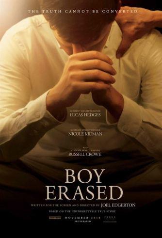 Boy Erased : Affiche
