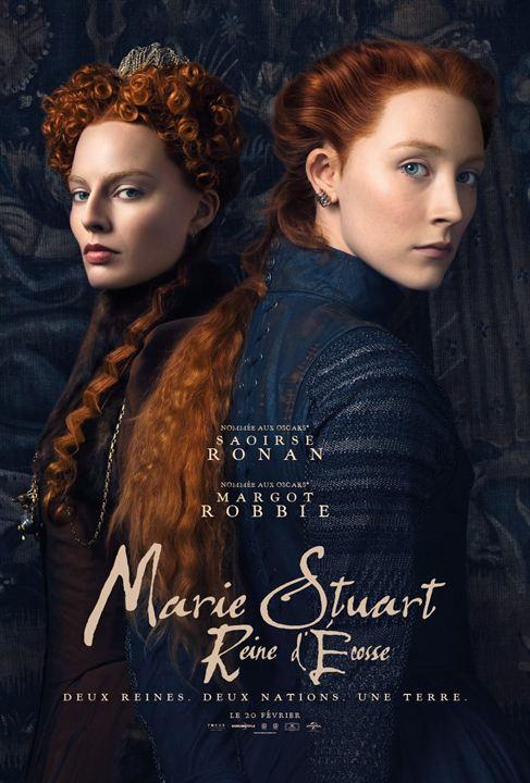 Marie Stuart, Reine d'Ecosse : Affiche