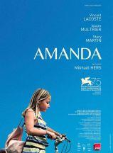 Amanda : Affiche