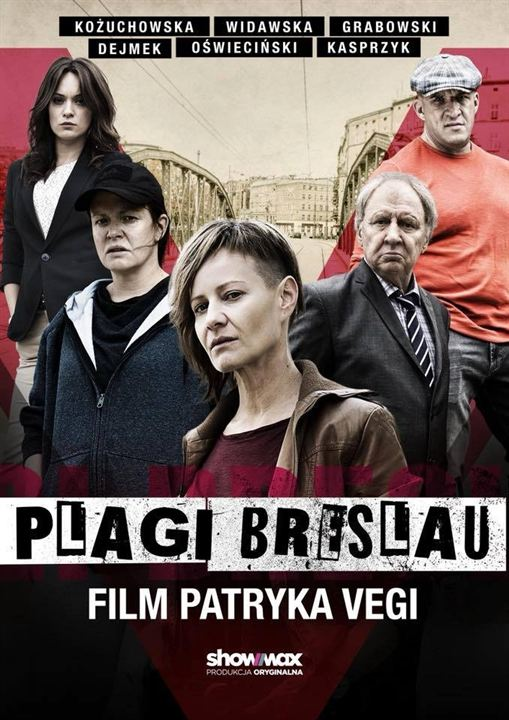 Le fléau de Breslau : Affiche