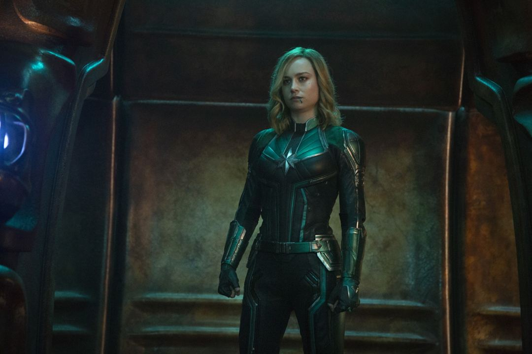 Captain Marvel : Photo Brie Larson