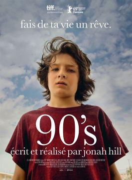 90's : Affiche