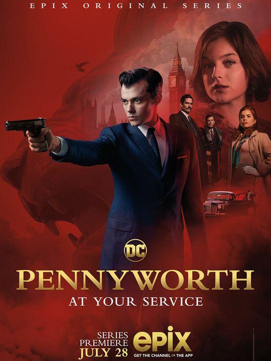 Pennyworth : Affiche