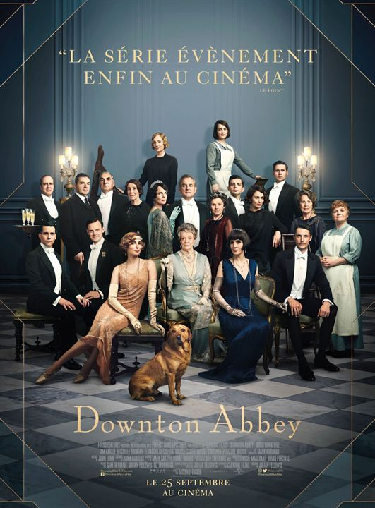 Downton Abbey : Affiche