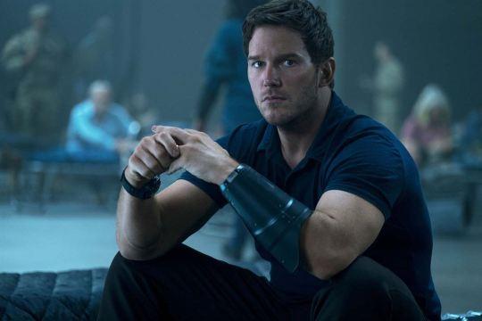 The Tomorrow War: Chris Pratt
